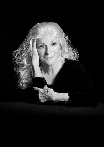 Award-winning singer-songwriter Judy Collins